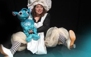 Fata Meringa e L'orto magico spettacolo per bambini al Teatro Le Maschere
