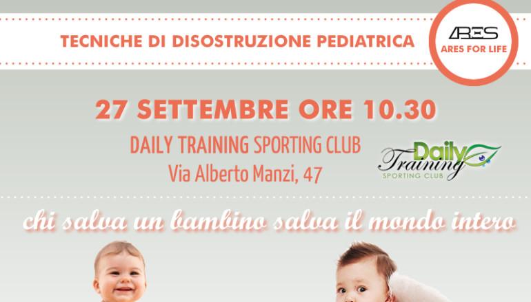 Corso di Tecniche di disostruzione a Roma