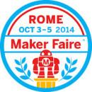 Tecnologia creatività per bambini al Maker Faire Roma 2014