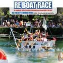 Re Boat Race, la regata di imbarcazioni costruite con materiali riciclati
