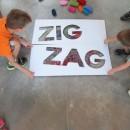 Zig Zag, giocare con l'arte tessile, evento gratuito per bambini da Explora