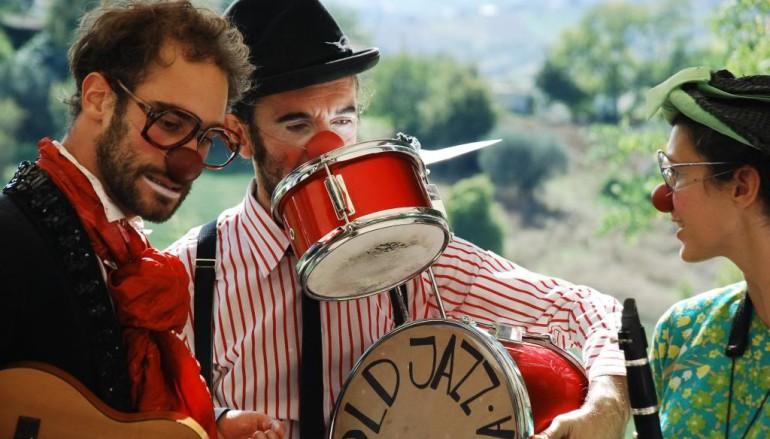 Red Nose Band spettacolo per bambini al Teatro Furio Camillo