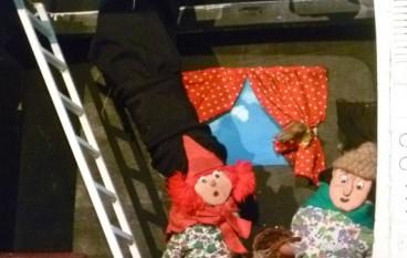Cappuccetto Rosso spettacolo per bambini a Villa Pamphilj
