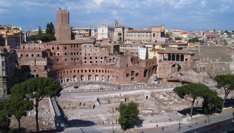 Visita teatralizzata ai Mercati di Traiano per bambini dai 4 ai 6 anni