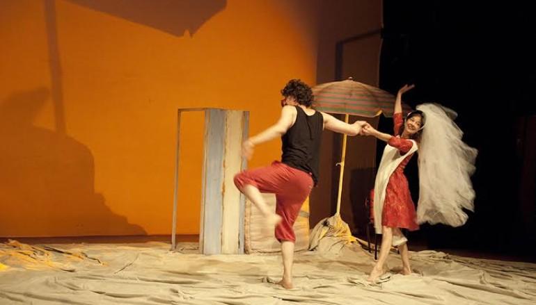 Spettacolo per bambini Giufà il mare e le nuvole al Centrale Preneste Teatro