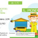 Il Mondo delle api e mani in pasta laboratori per bambini