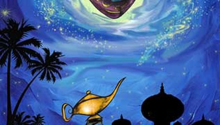 Al Teatro Vascello lo spettacolo per bambini Aladdin