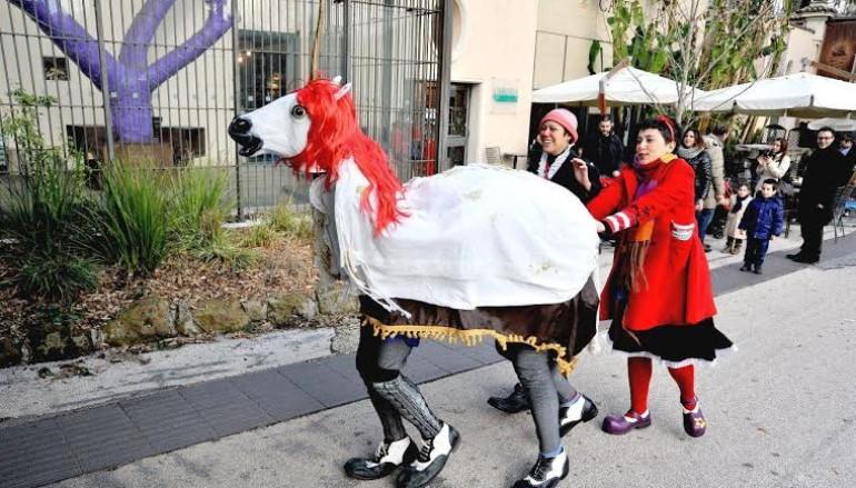 Carnevale 2015 per i bambini c'è il Bioparco di Roma