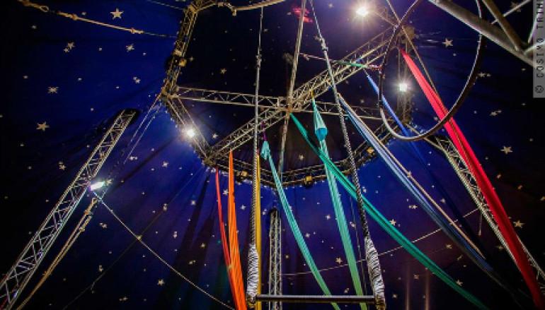 Cora e l'Isola dei pirati al Circo VolaVoilà