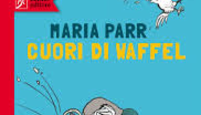 """Lettura animata per bambini """"Cuori di Waffel"""" di Maria Parr"""