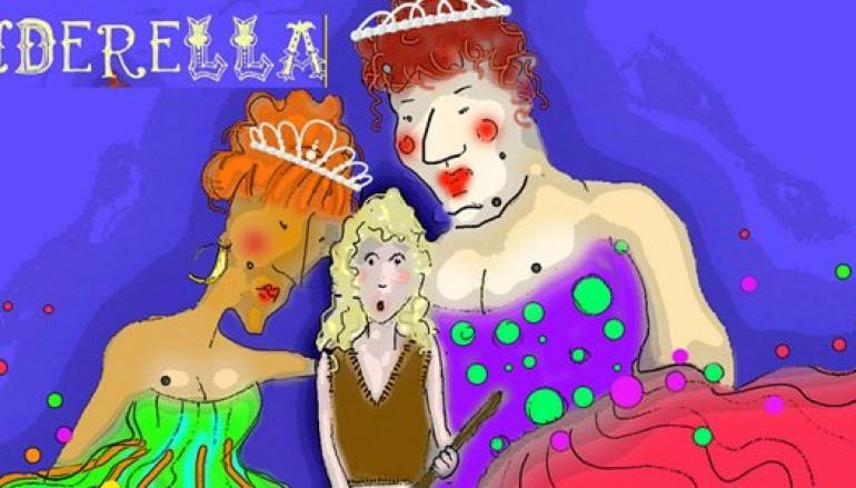 Cinderella Spettacolo in lingua inglese per bambini al Sala Umberto