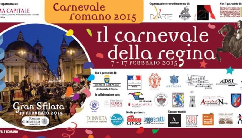 Carnevale romano edizione 2015 sfilate, spettacoli e feste