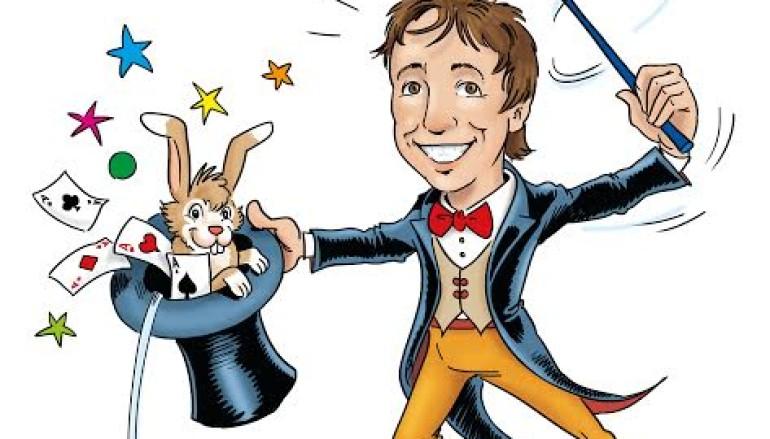 Corso di magia per bambini da 6 a 10 anni a Roma