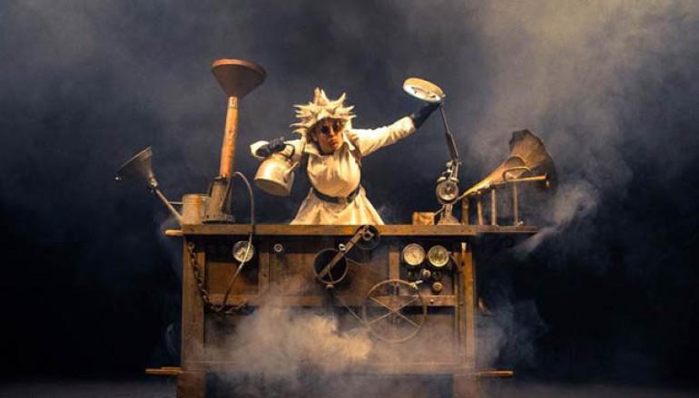 Il grande Viaggio spettacolo per bambini al Teatro India di Roma