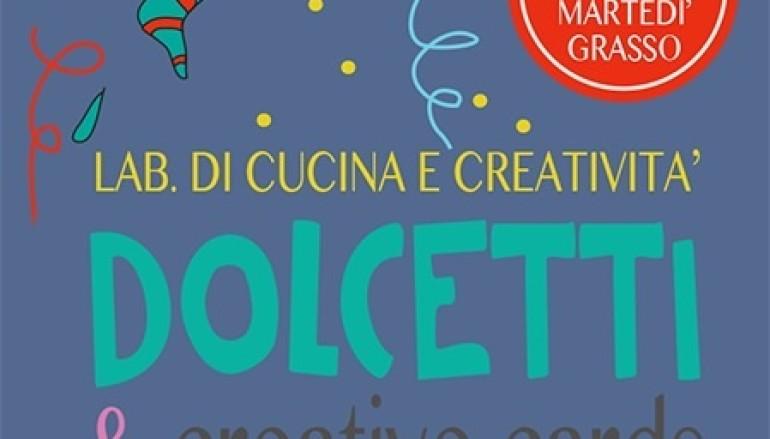 Dolcetti & Creative Cards presso Cucina Amore Mio