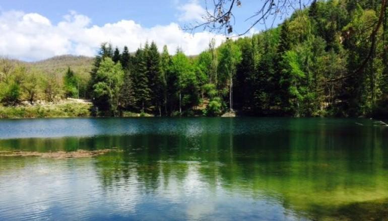 Escursione per famiglie ai lagustelli di Percile