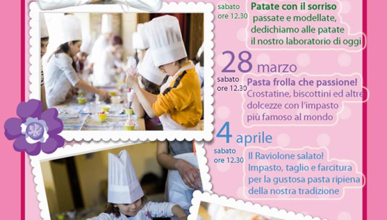 Attività per bambini al ristorante Bagnolo di Ostia Antica