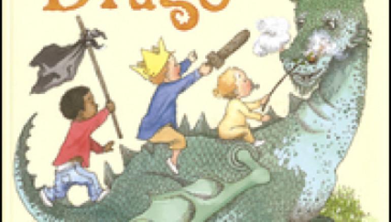 """""""Re Valdo e il drago"""" Una storia della buonanotte di coraggio e avventura"""