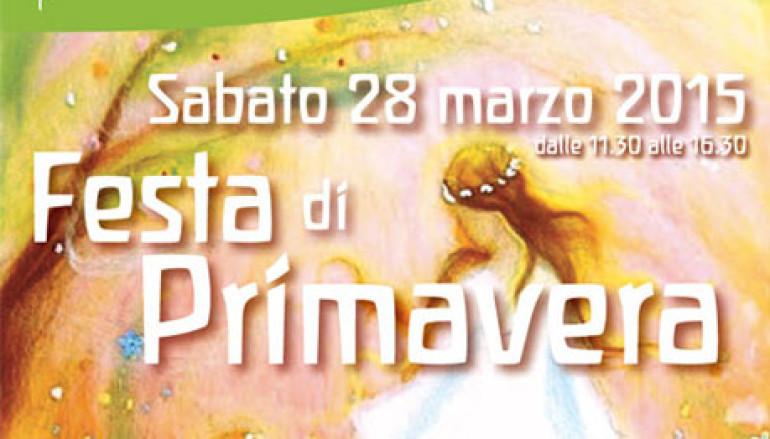 """Festa di Primavera per tutte le famiglie al """"Giardino dei Cedri"""""""