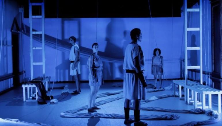 Odissea per bambini al Teatro le Maschere di Roma
