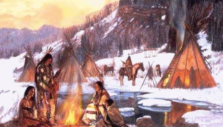 Gli indiani d'america e i loro sogni