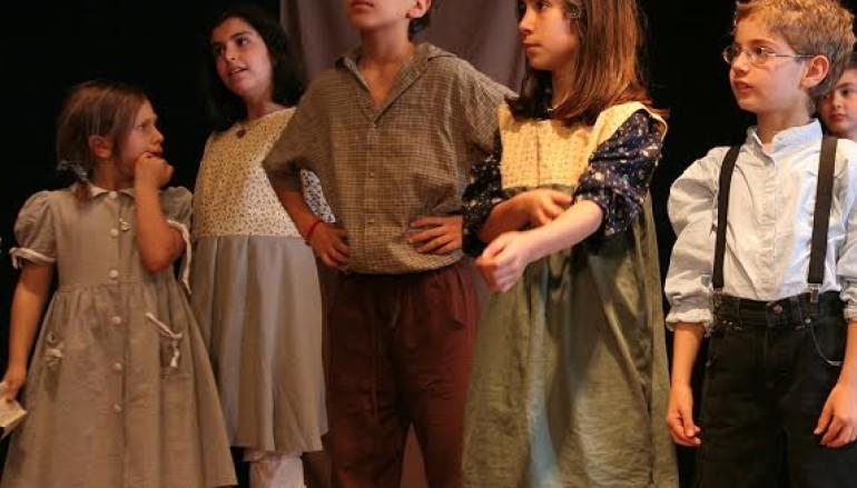 Annie spettacolo per ragazzi al teatro Vascello di Roma