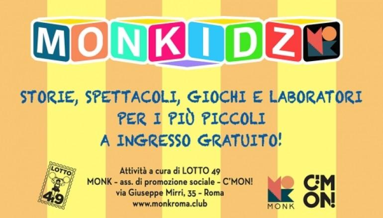 Al Monk letture, spettacoli, giochi e laboratori per bambini