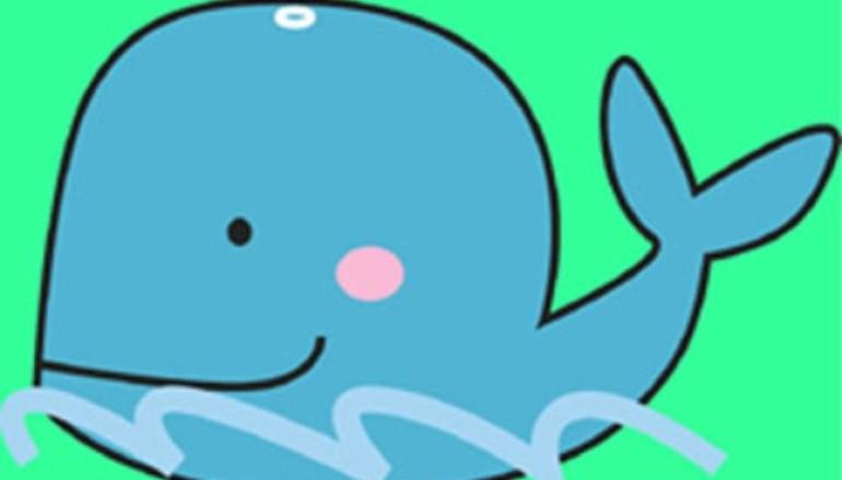 Martino e la balena spettacolo per bambini da 2 a 5 anni