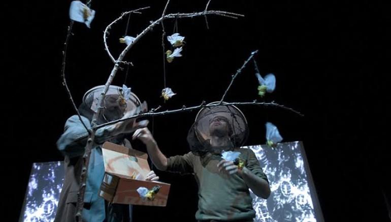 La danza della api spettacolo per bambini al Centrale Preneste Teatro
