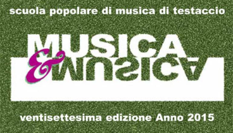 Concerti per bambini alla Scuola Popolare di Musica Testaccio