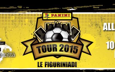 A Piazza Vittorio Arriva il Panini Tour 2015