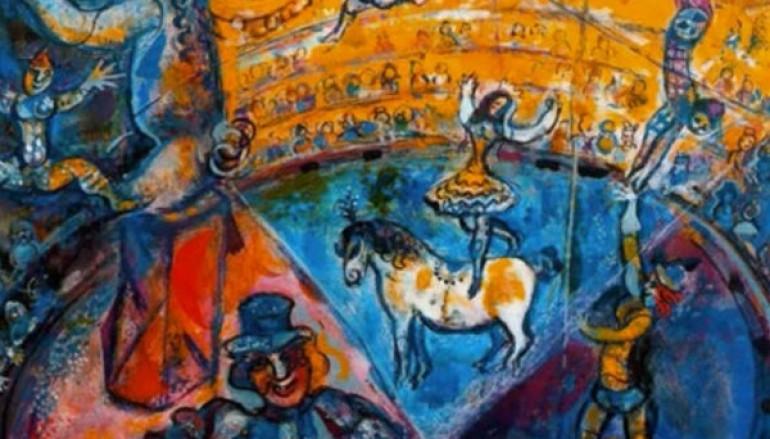 Mamma Cult porta i bimbi e i genitori a vedere Chagall