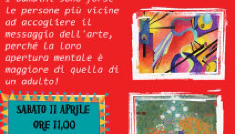 K come Klee Kandisky e Klimt laboratorio d'arte