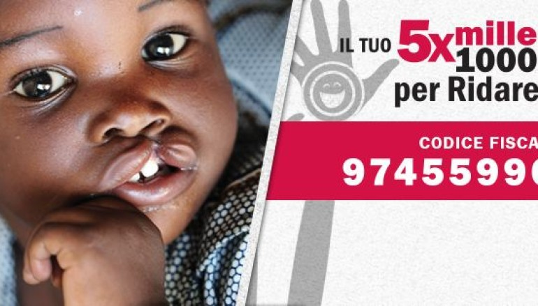 Emergenza Sorrisi la ONG che dà il sorriso ai bambini