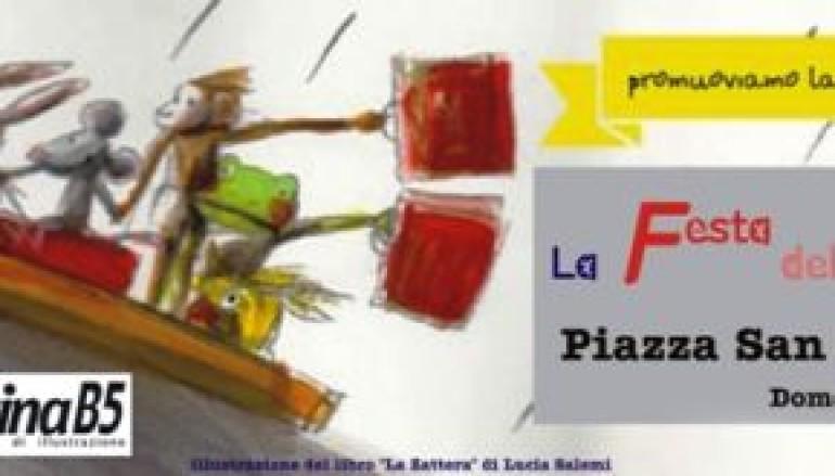 Festa delle storie a Piazza San Cosimato