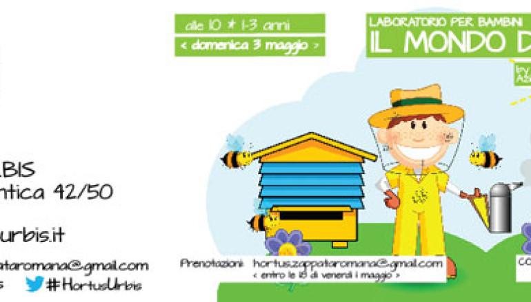 All'Hortus Urbis questo fine settimana per bambini