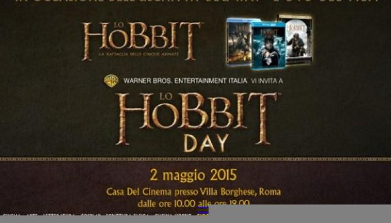 Lo Hobbit Day Casa del Cinema a Villa Borghese