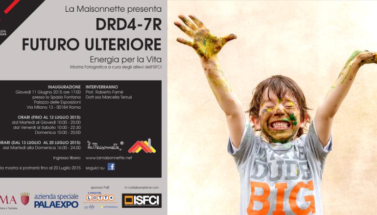 DRD4-7r – Futuro Ulteriore al Pala Expo con i bambini della Maisonnette
