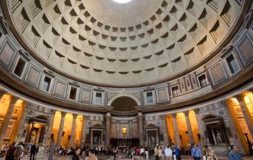 Visitare Roma con i bambini: alla scoperta del Pantheon