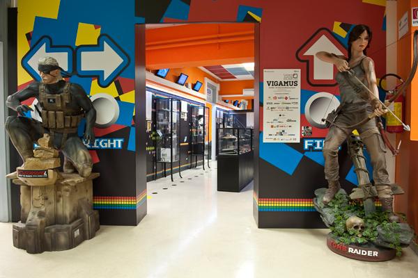 museo del videogioco di roma