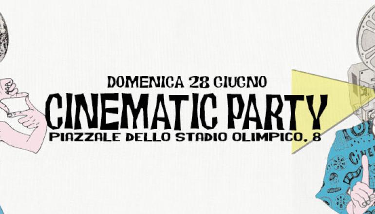 Cinematic Party con laboratori per bambini
