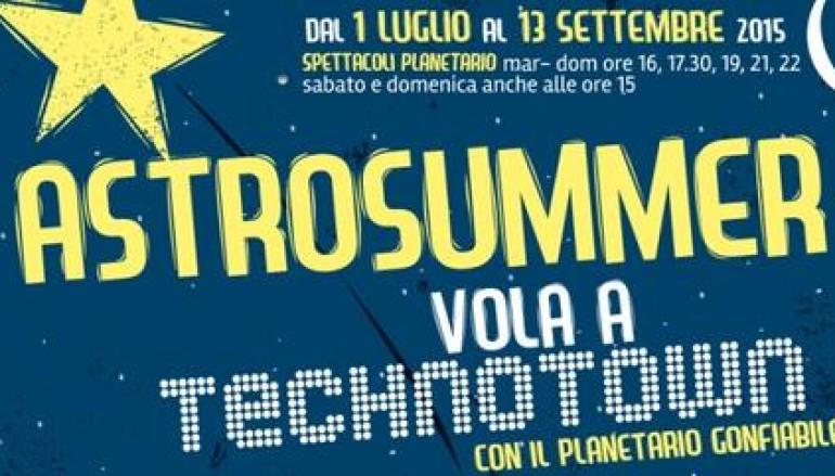 Estate romana con i bambini: Astrosummer 2015 a Villa Torlonia