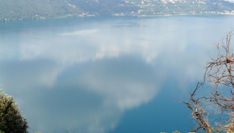 Escursione intorno al lago di Castel Gandolfo