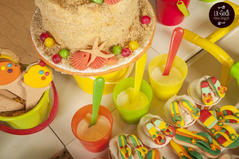 Come allestire uno sweet table estivo
