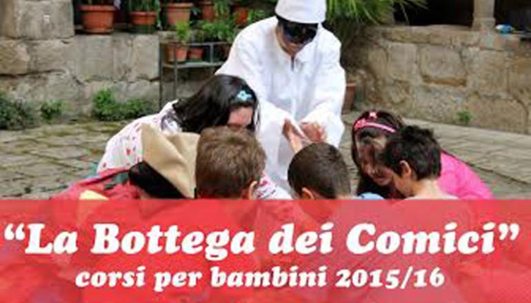Corso di Teatro e costruzione maschere per bambini Montesacro
