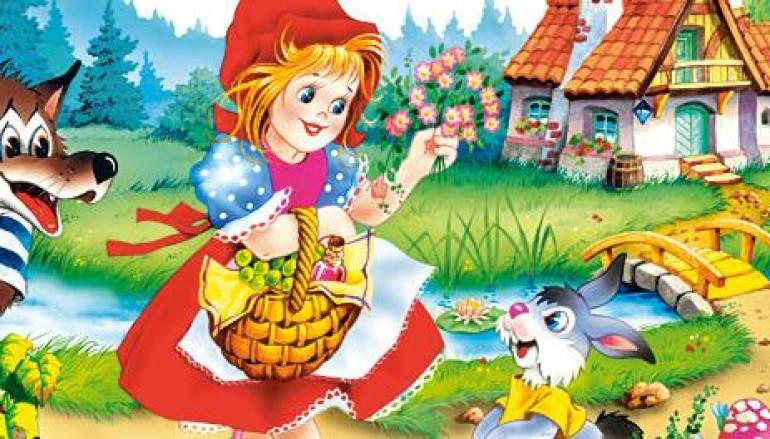 Attenti al lupo! cappuccetto rosso e i tre porcellini