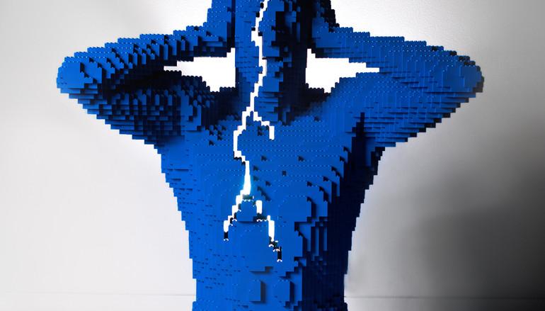 The Art of the Brick la mostra di sculture fatte con i Lego a Roma