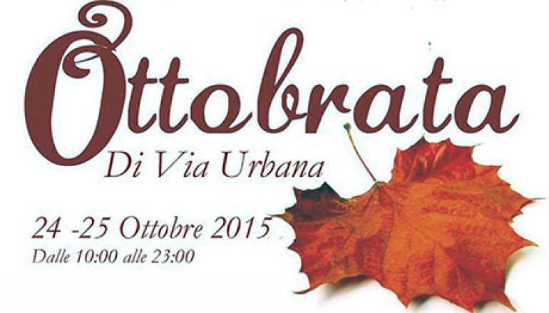 Ottobrata di via Urbana 2015