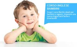 I Corsi d'inglese per bambini di Berlitz Roma