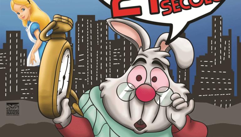 Alice nel paese del 21°secolo – commedia musicale per bambini